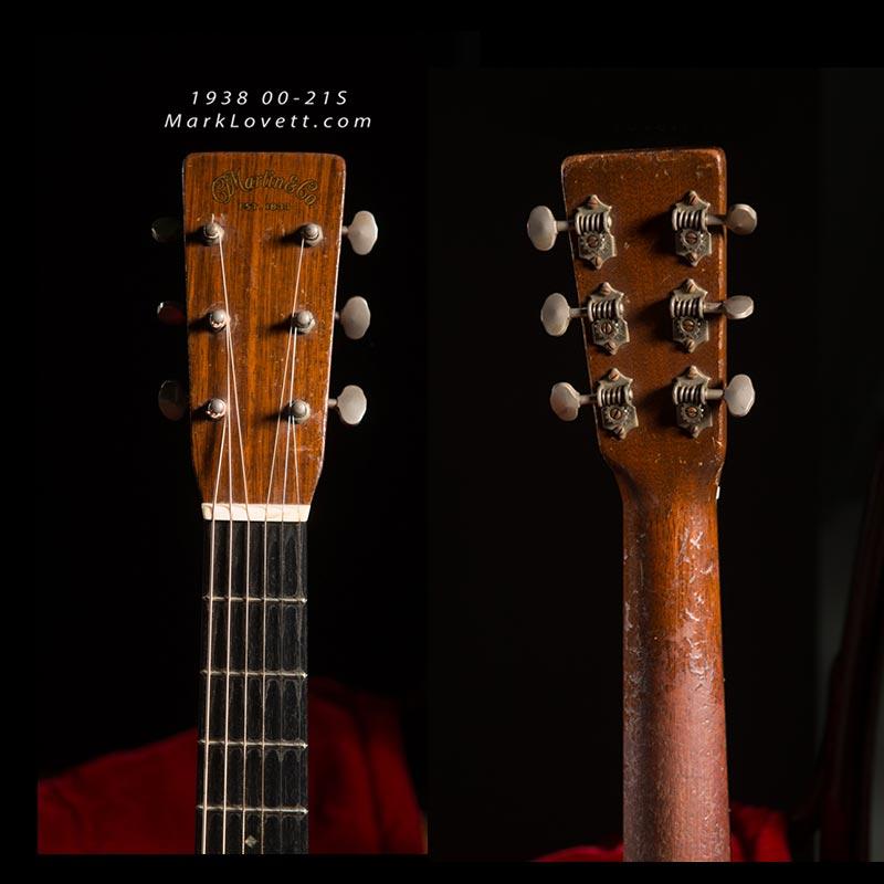 1933 Martin 0021S original