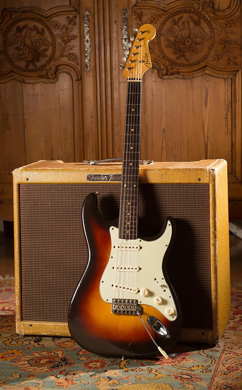 1960 Fender Stratocaster clean original