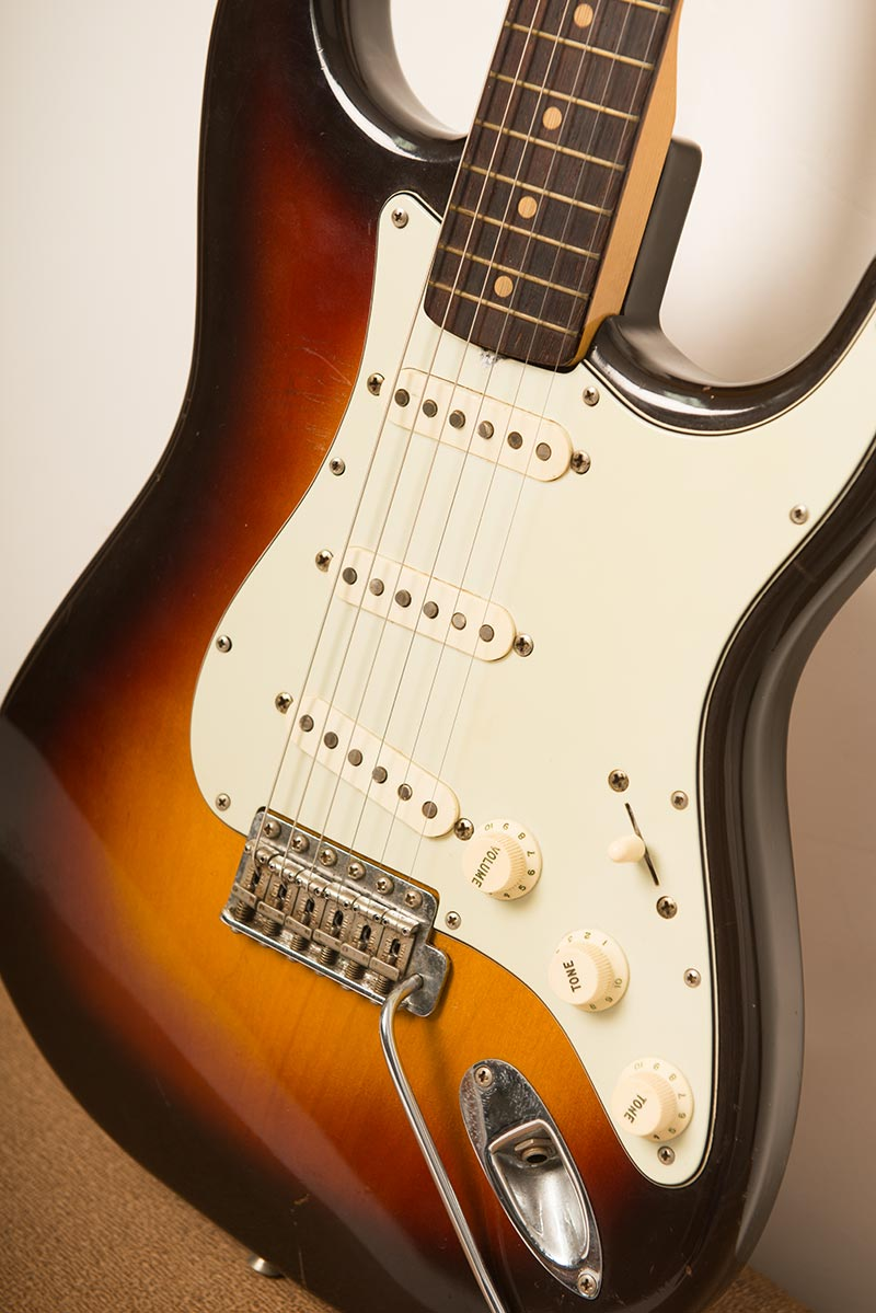 1960 Fender Stratocaster clean original