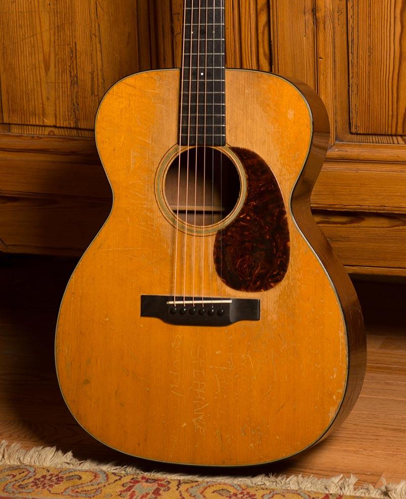 1933 om-18 Martin original vintage guitar