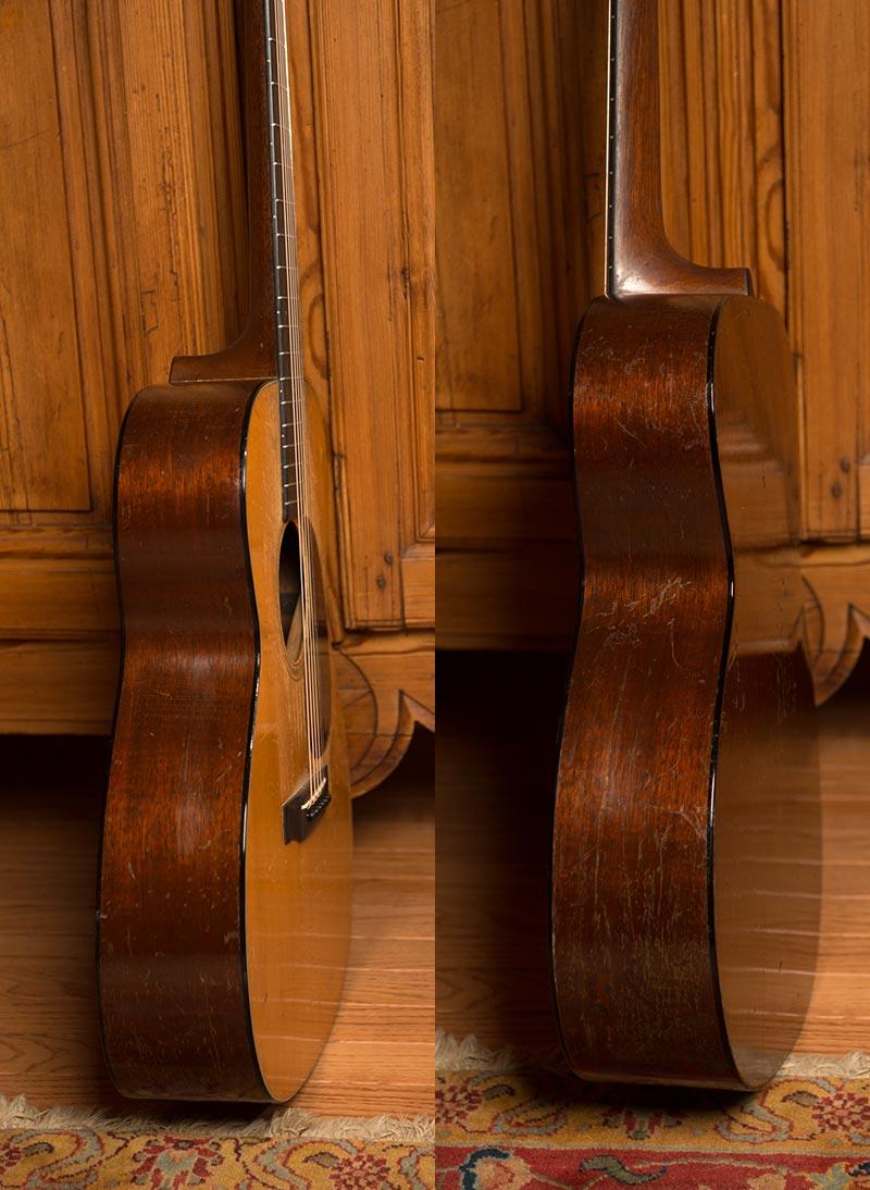 1933 om-18 Martin original vintage guitar sides